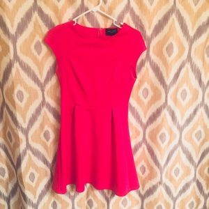 Hot Pink Dress by Rome & Juliet Couture